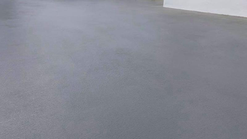 Pavimentazione in Resina Terrazza per Privato - Il Colore