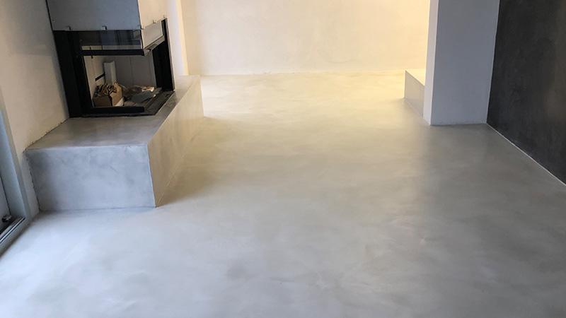 Rivestimenti e pavimenti in resina - Il Colore