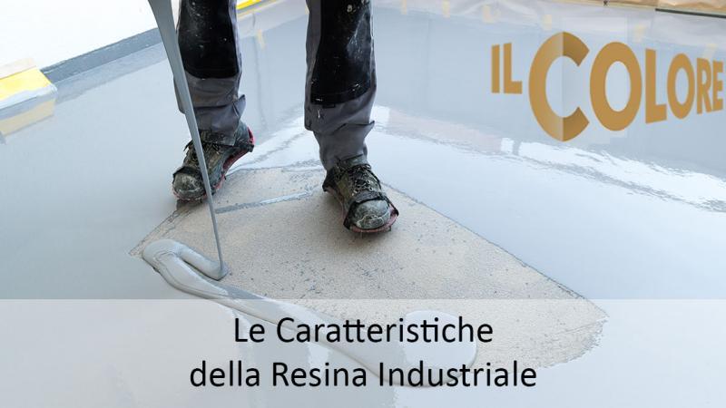 Resine industriali Brescia
